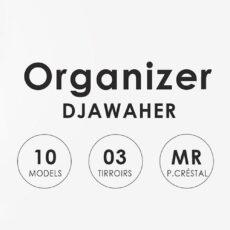 Organizer Djawaher